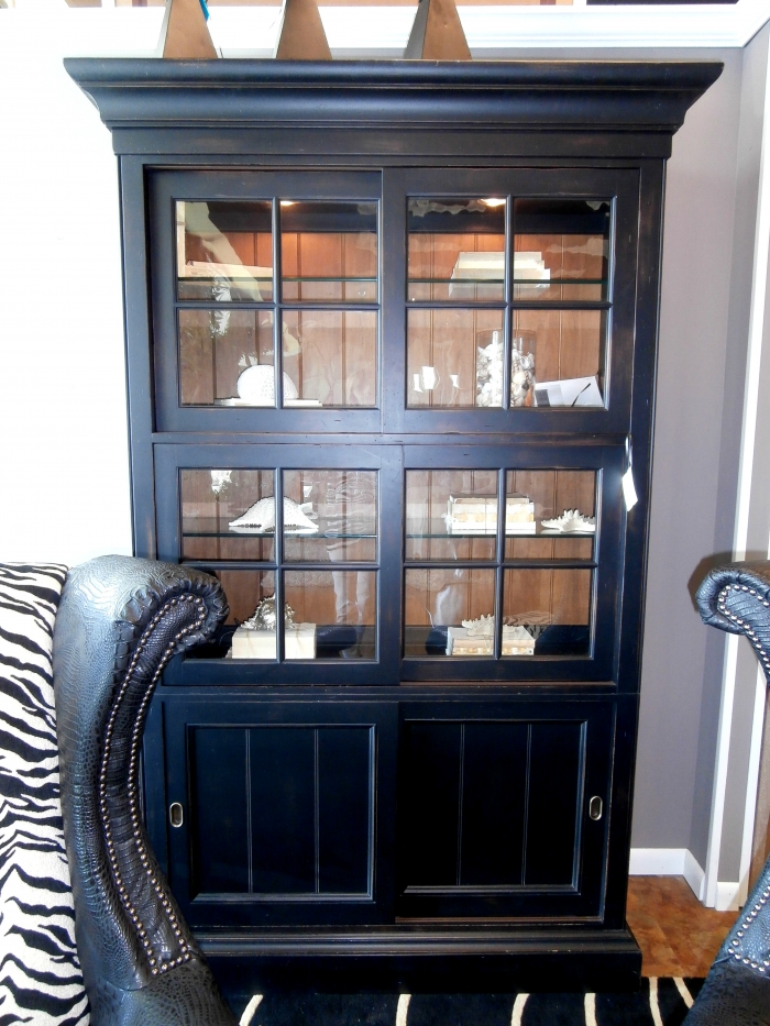 Ethan Allen Cabinet At The Missing Piece