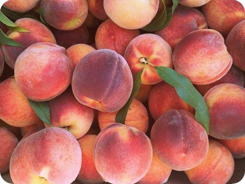 pectin peaches