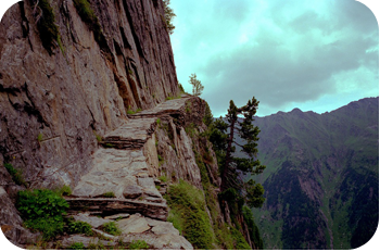 mountain-path