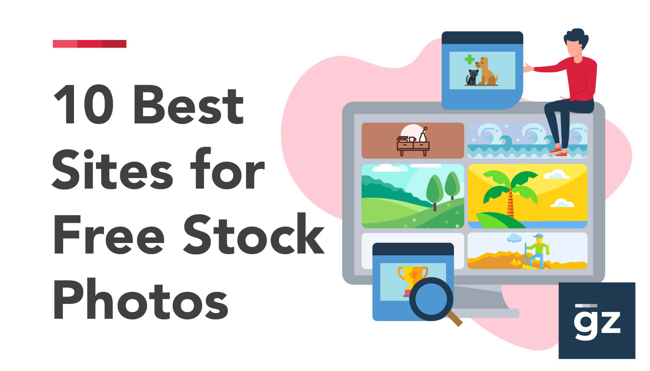 10 Best Sites for Free Stock Photos