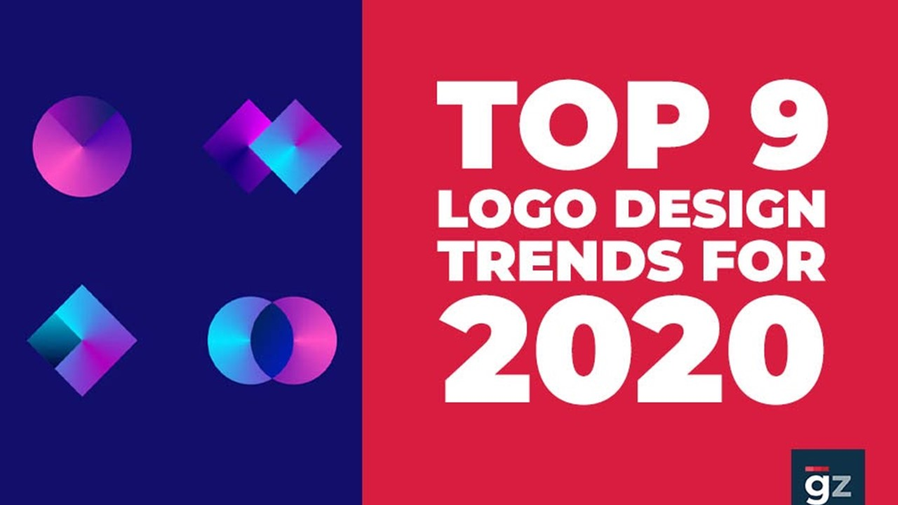 Top 9 logo design trends for 2020