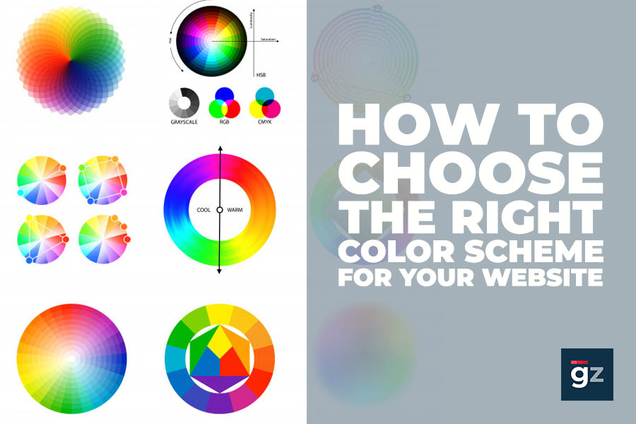 How to Choose the Right Color Scheme for Your Website