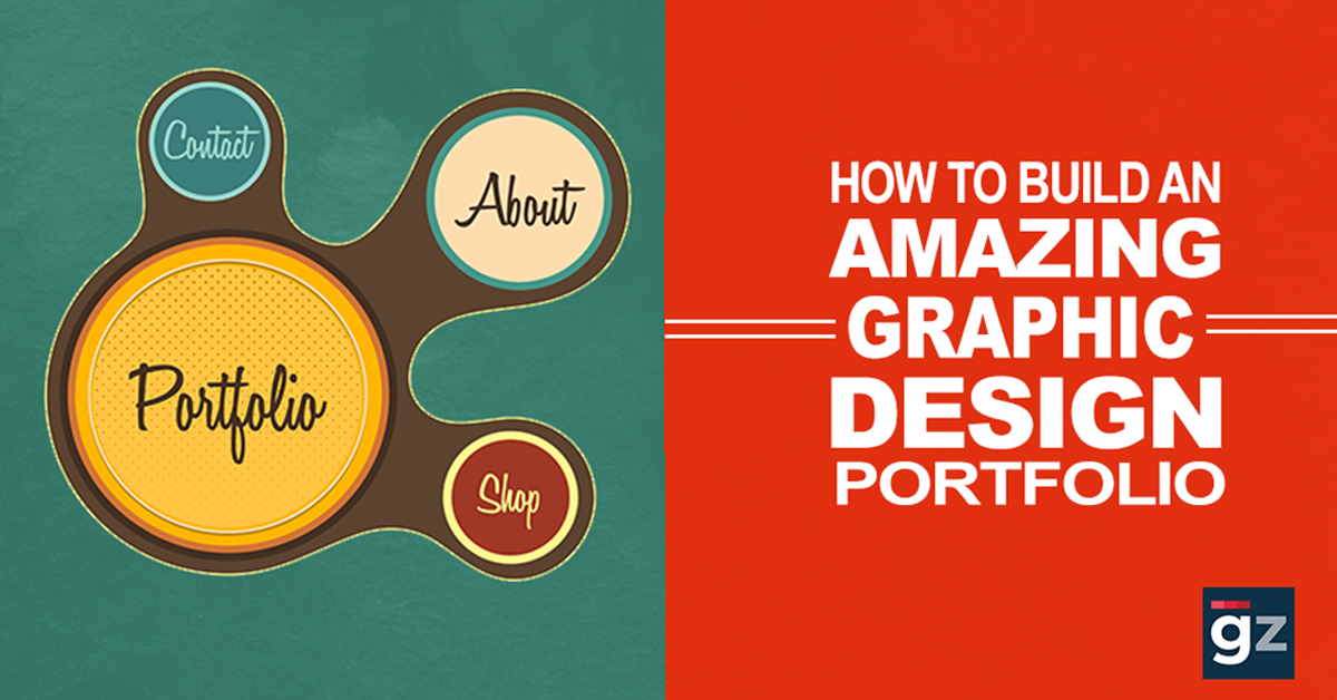 How To Create An Impressive Graphic Design Portfolio For Your Servic...