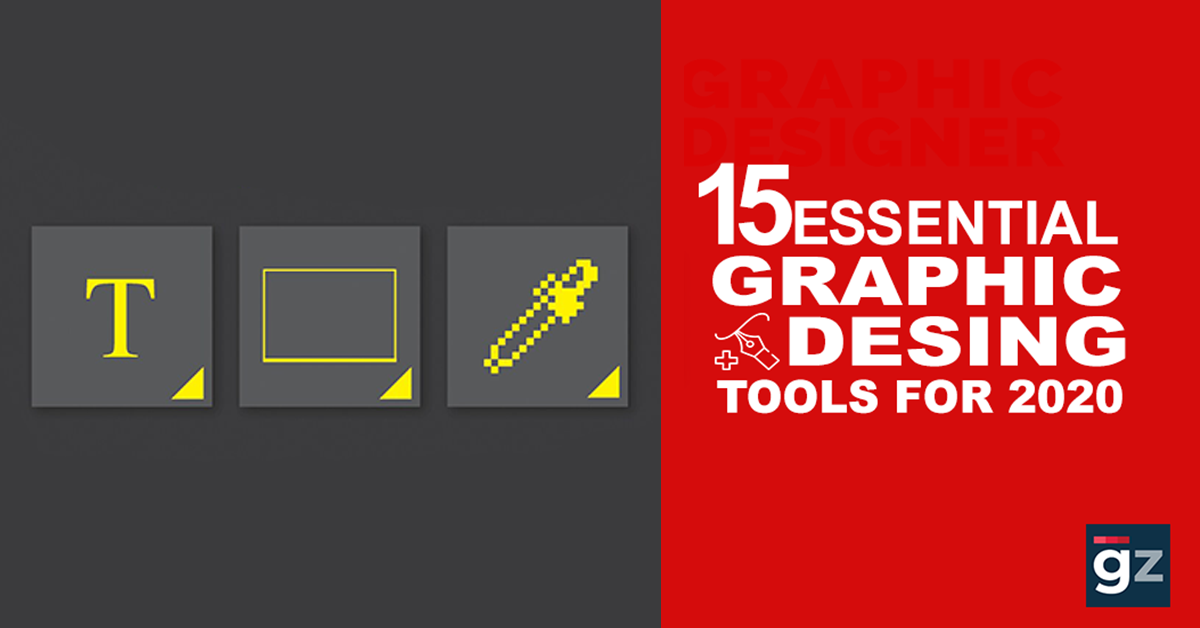 15 Essential Graphic Design Tools That Can Be Useful
