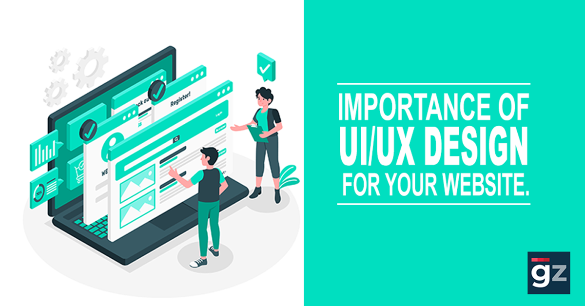 Importance Of UI/UX Design For A Website – Graphics Design Basics