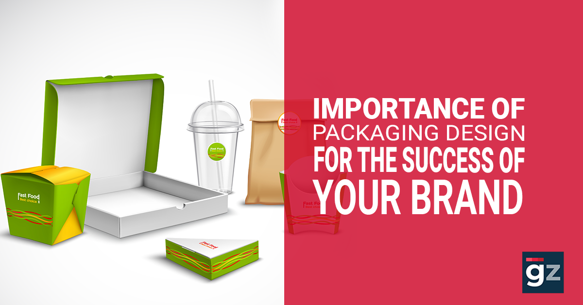 Importance of Packaging Design for the Success of Your Brand
