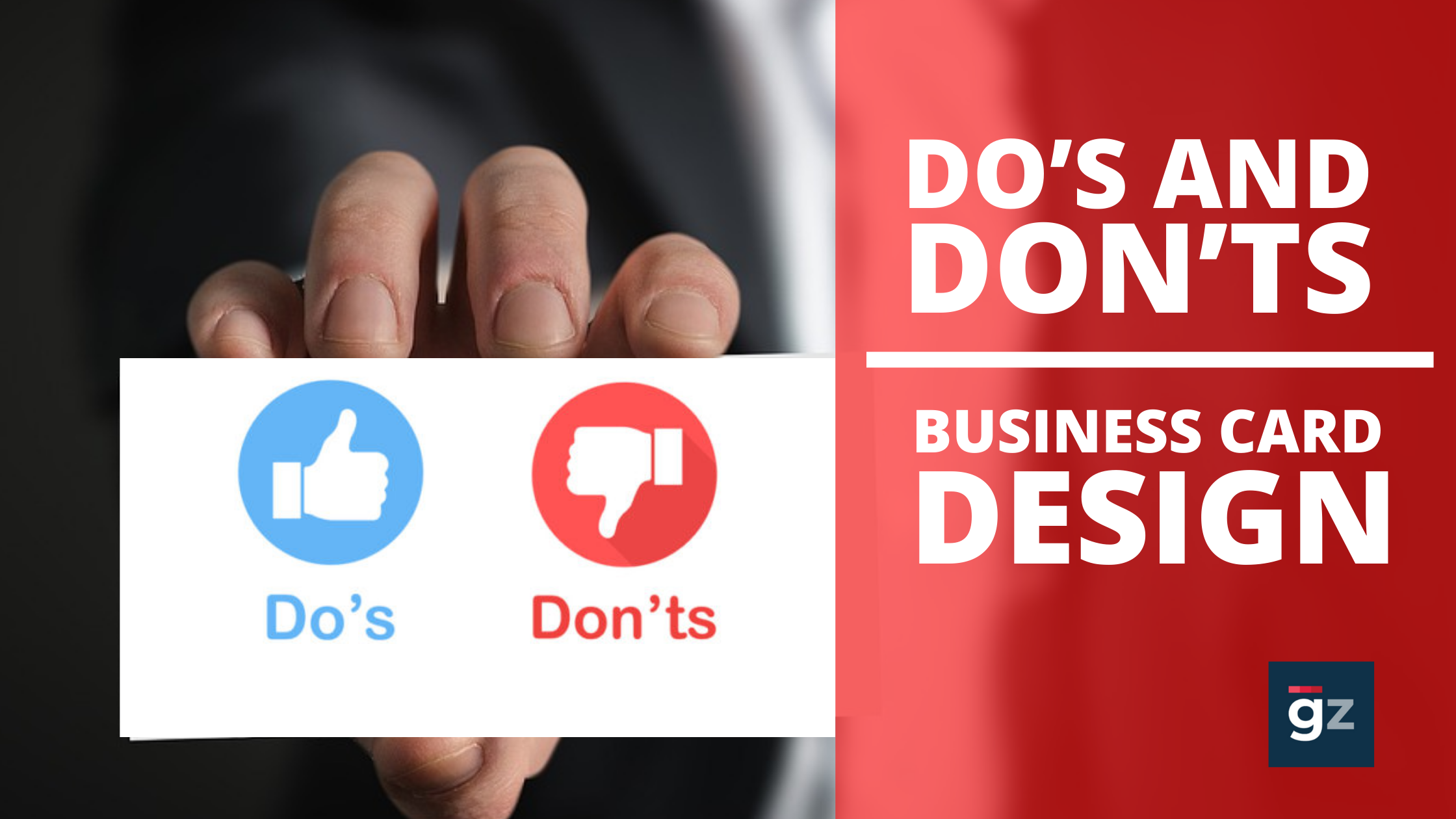 1592219458Do's and Don'ts of Business Card Design