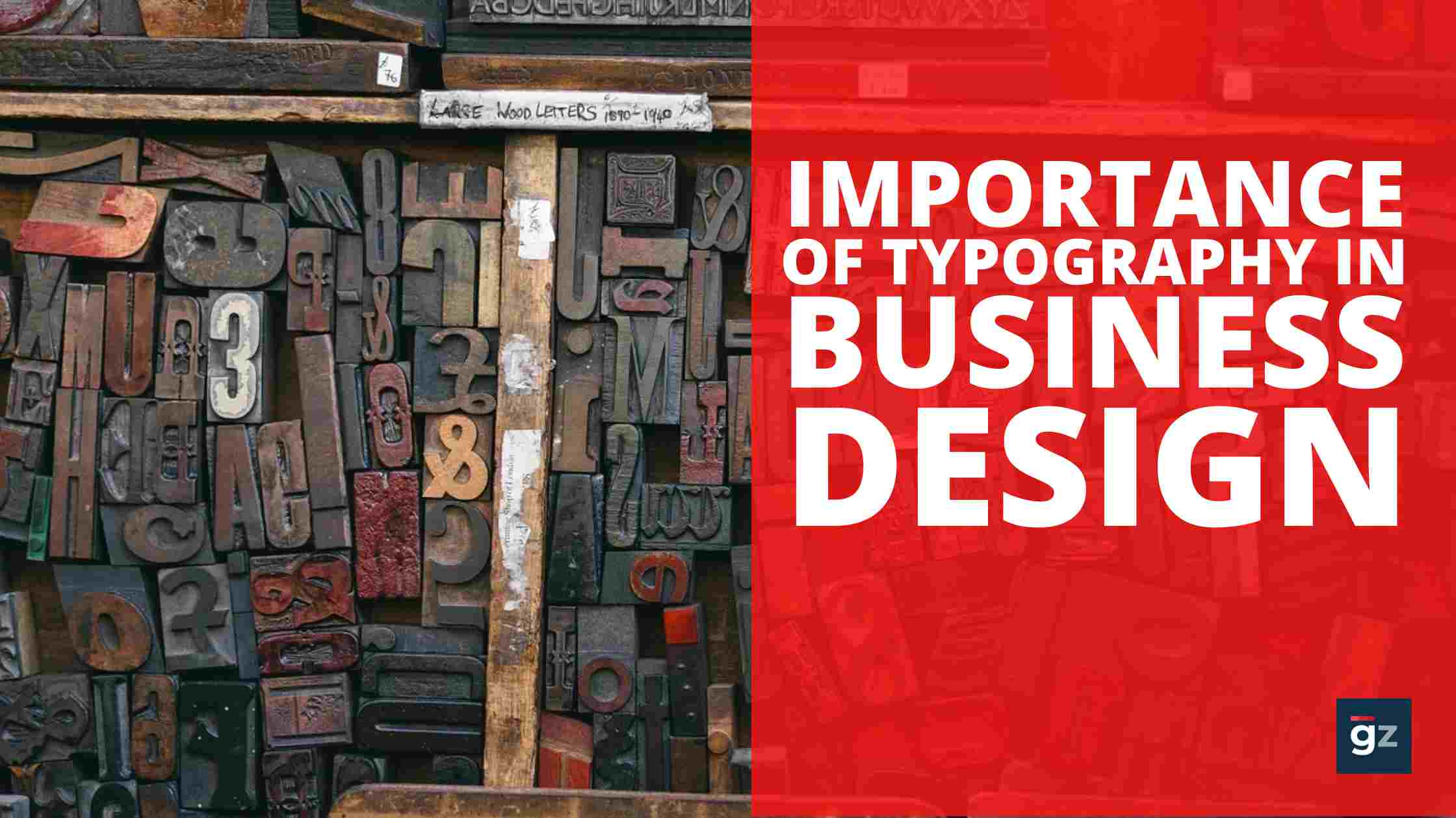 Importance of Typography in Business Designs – A Guide to Typograp...