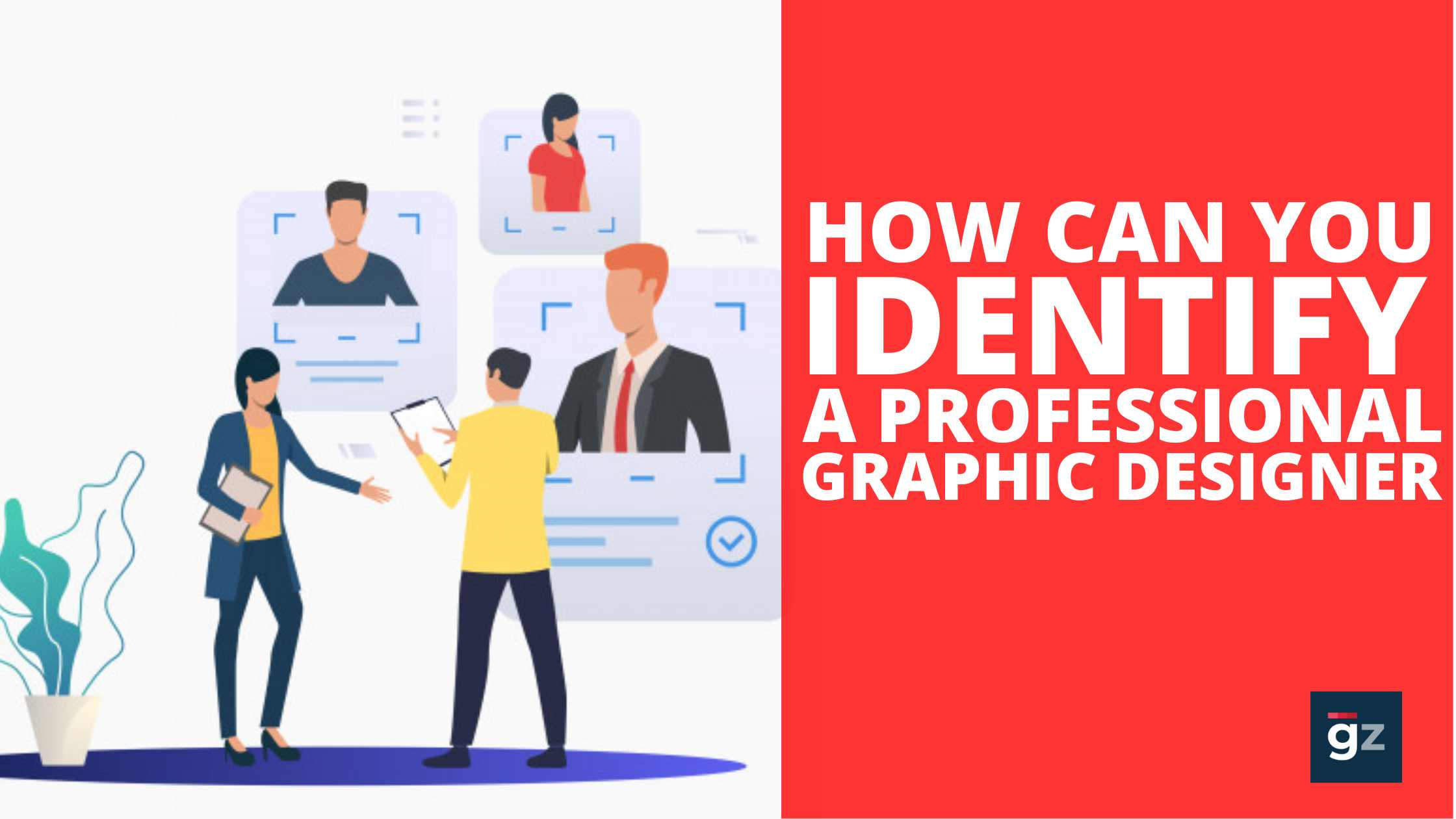 How Can You Identify A Professional Graphic Designer?