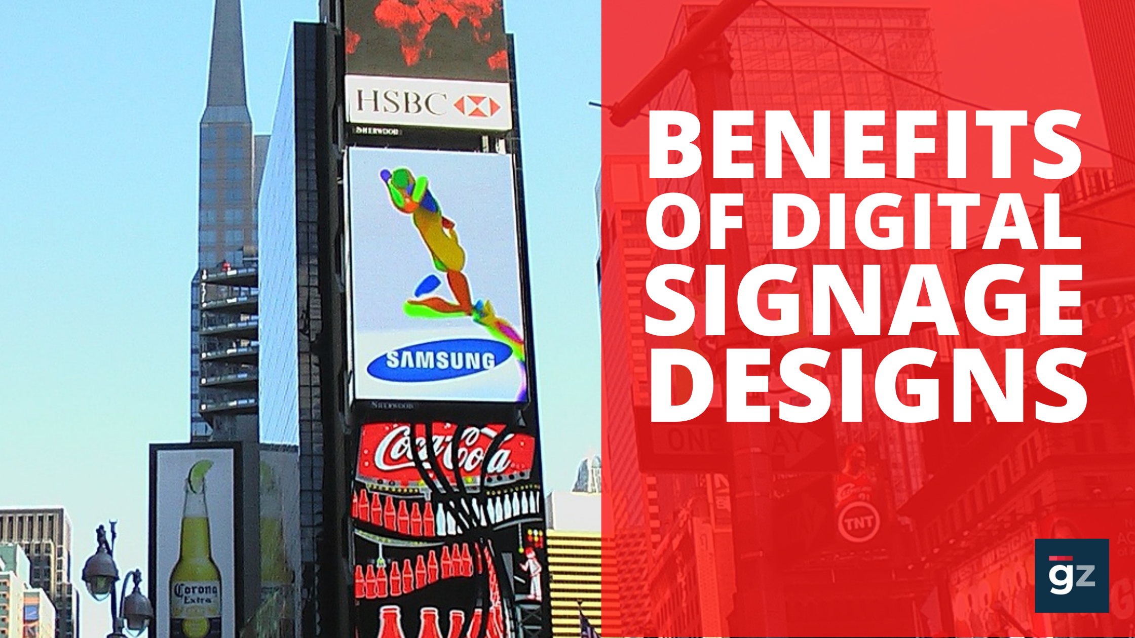 Benefits of Digital Signages That Show the Importance of Their Desig...