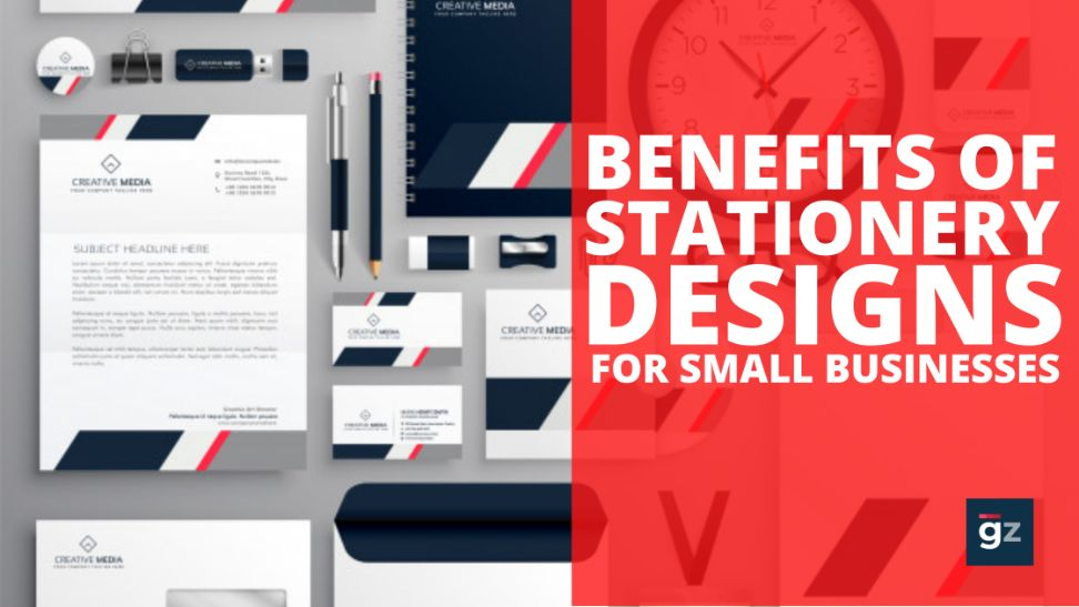Benefits of Custom Stationery Designs for Small Businesses