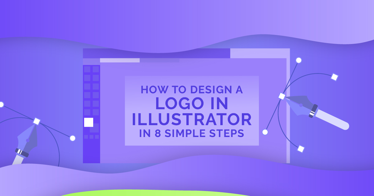 How to Design a Logo in Illustrator in 8 Simple Steps