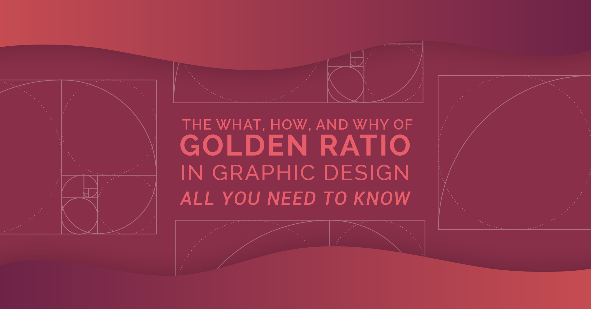 The What, How, and Why of Golden Ratio in Graphic Design - All You N...