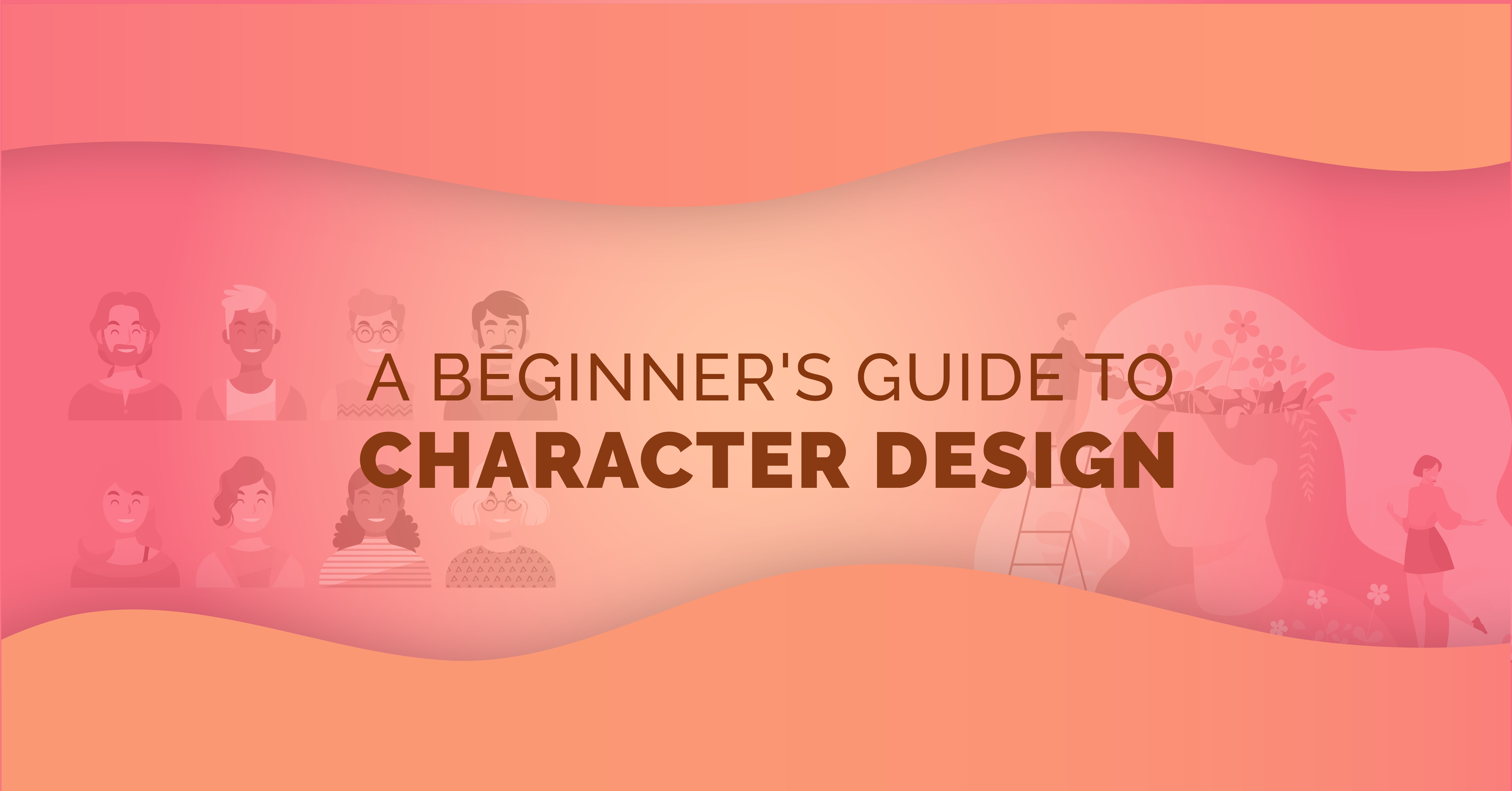 A Beginner's Guide to Character Design