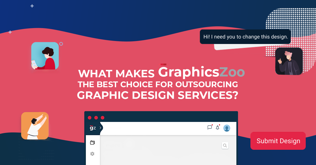 What Makes GraphicsZoo The Best Choice for Outsourcing Graphic Desig...