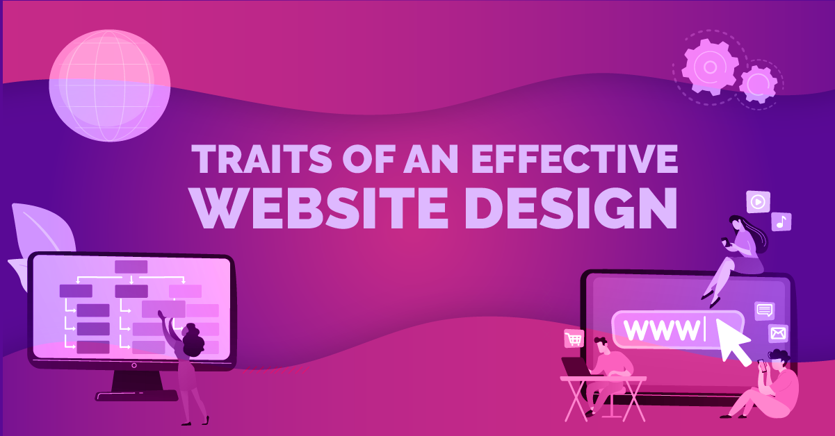 8 Traits of an Effective Website Design