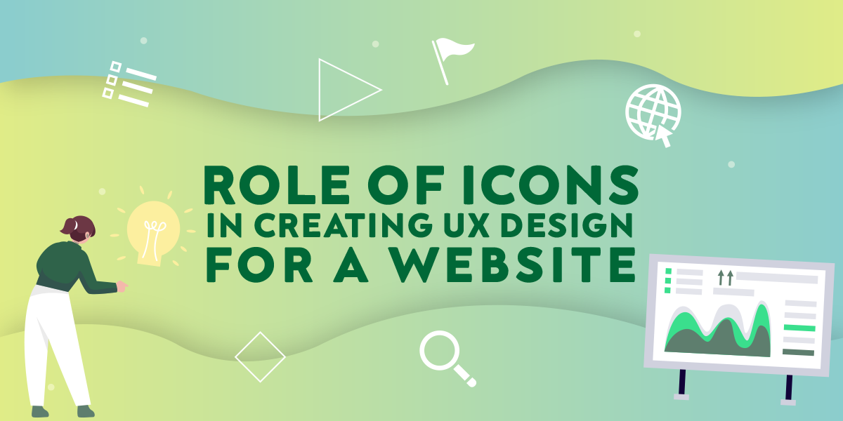 Role of Icons in Creating Great UX Design for a Website