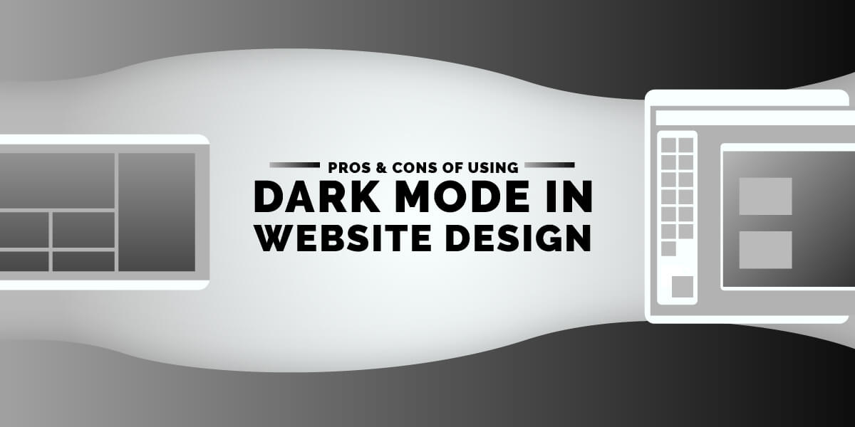 Pros and Cons of Using Dark Mode in Website Design