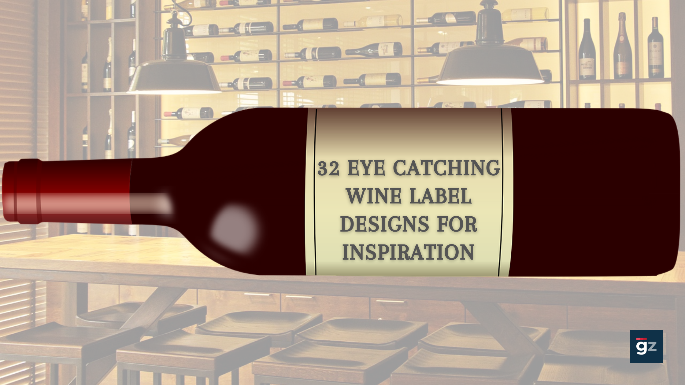 32 Eye-Catching Wine Label Designs For Inspiration