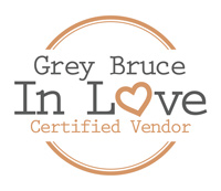 Grey Bruce In Love certified vendor