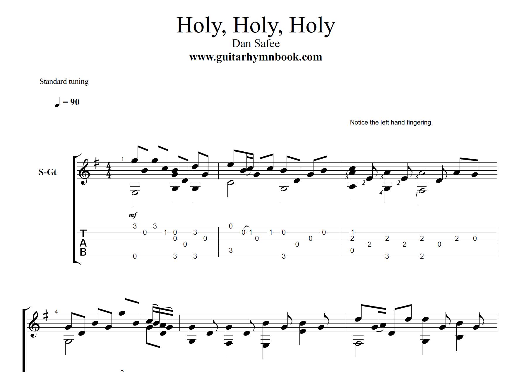 Guitar Hymn Book