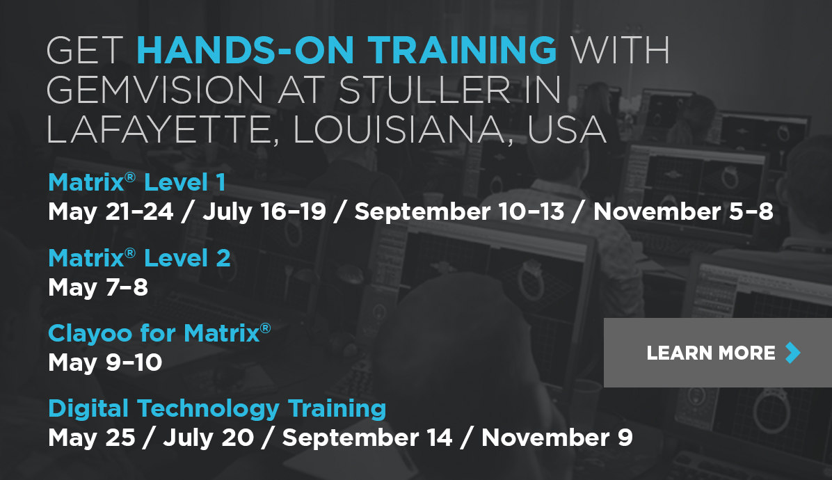Gemvision Training Dates