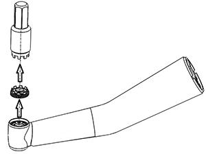 KaVo 25LP Step 4