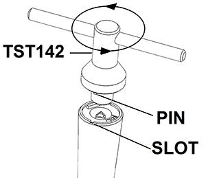 KaVo 25LP Step 5