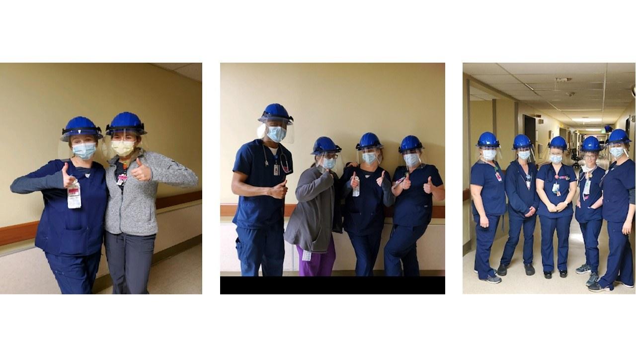 ECMC Mask Donations