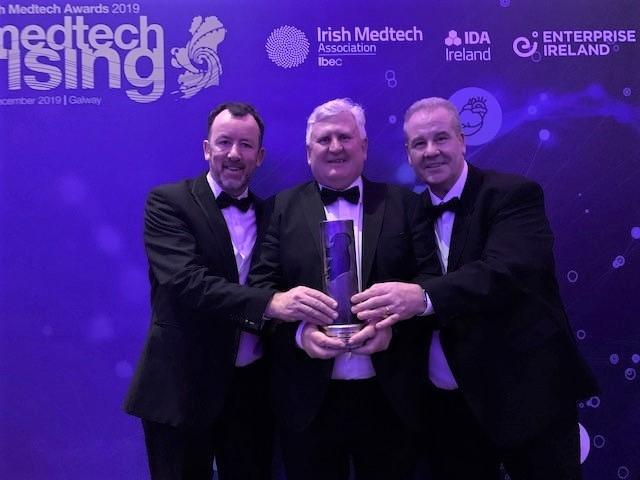 Harmac Ireland Team MedTech Rising