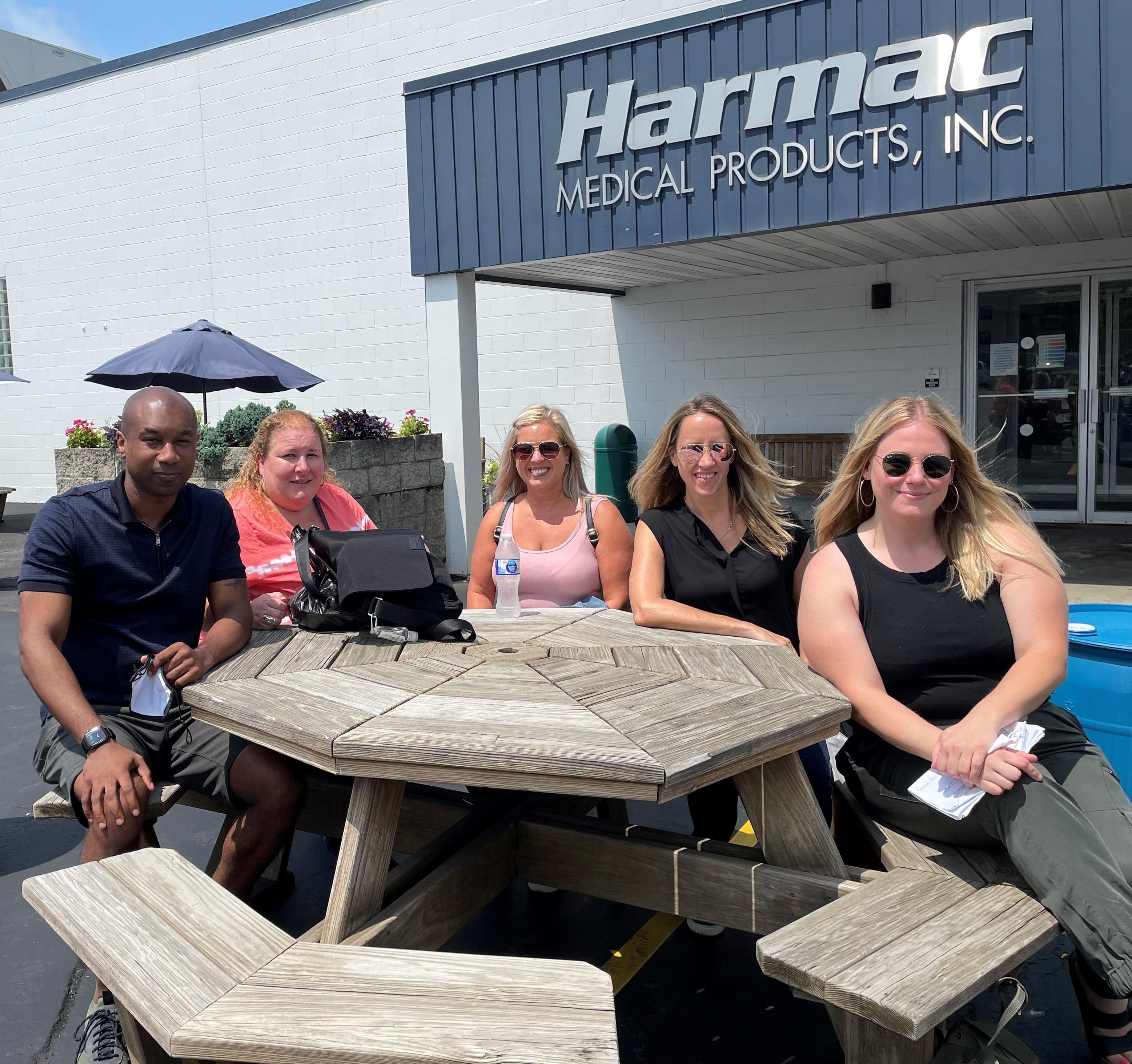 Leadership Buffalo at Harmac