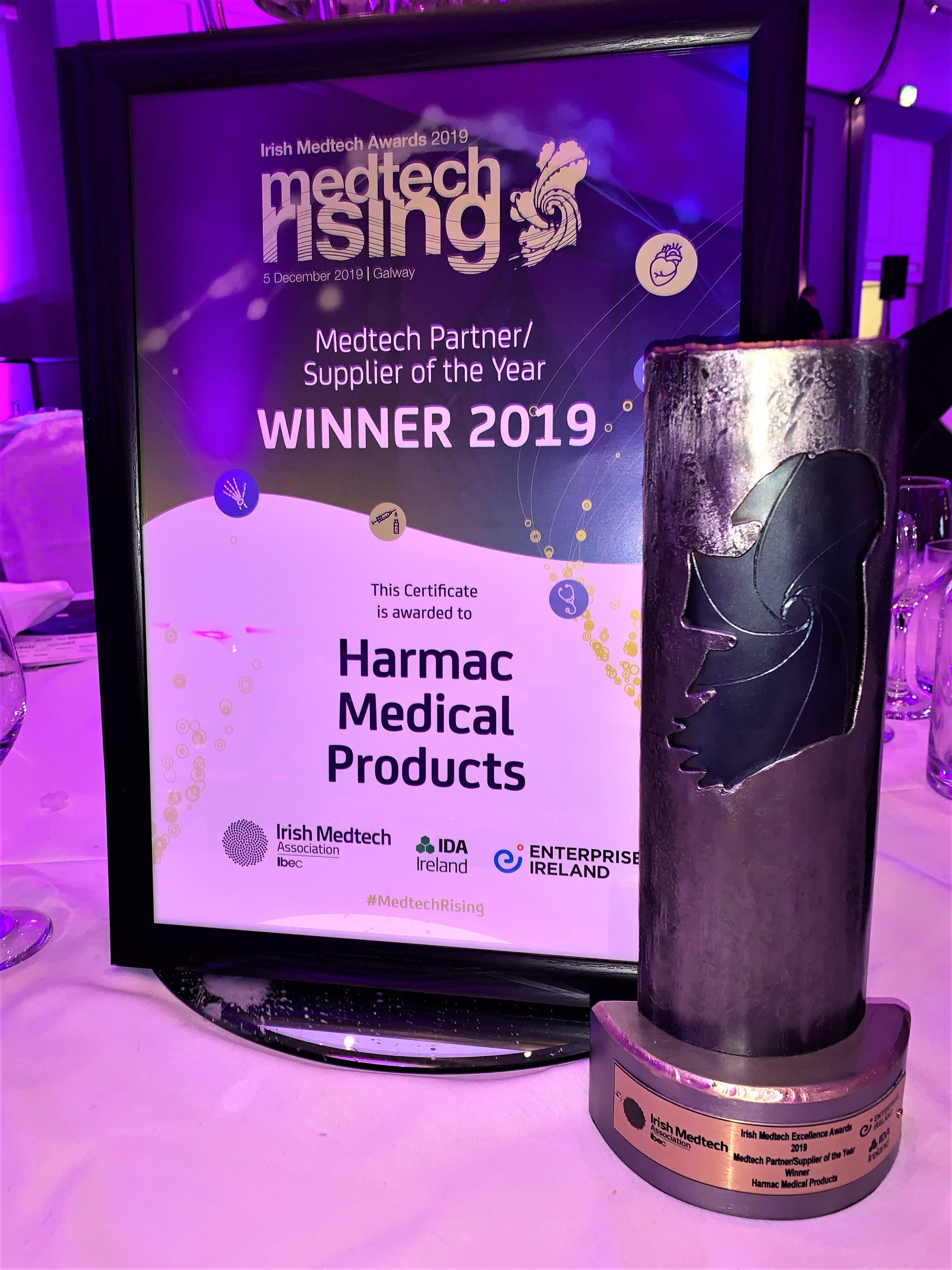 MedTech Rising 2019 Award