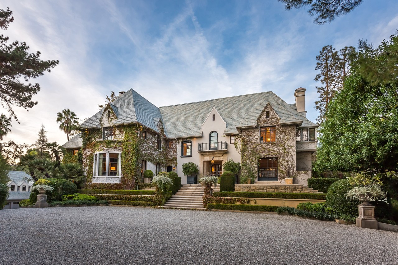 French Normandy Style Estate Listed For 36 Million Haven Lifestyles