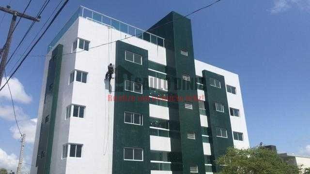 apartamento novo em intermares com 100m
