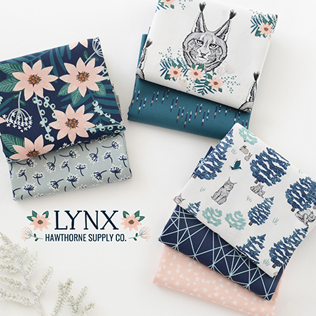 Hawthorne Supply Co. - Lynx Fabric Collection