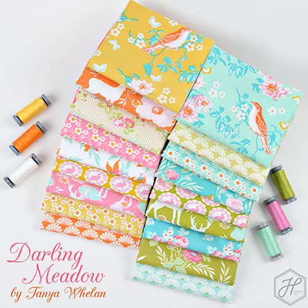 Tanya Whelan - Darling Meadow Fabric Collection