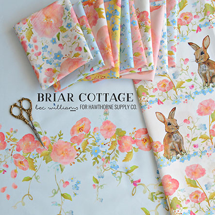 Briar Cottage - Bec Williams Fabric Collection