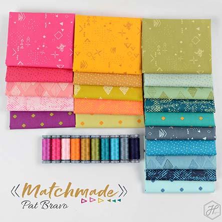 Matchmade - Pat Bravo Fabric Collection