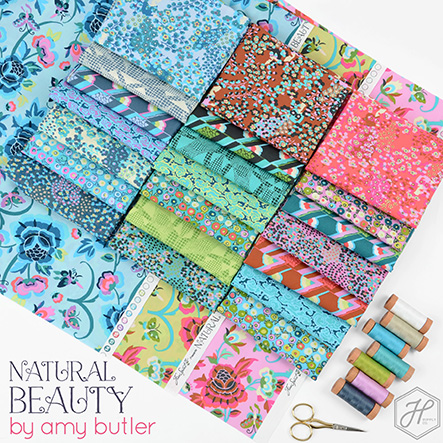 Natural Beauty - Amy Butler Fabric Collection