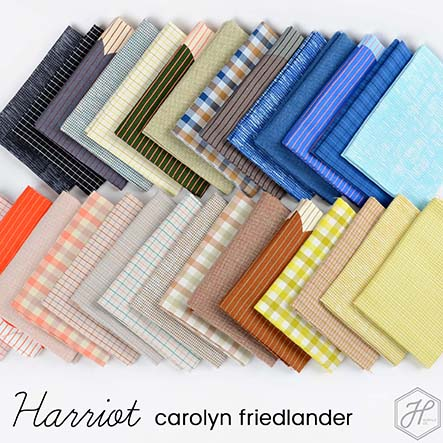 Harriot - Carolyn Friedlander Fabric Collection