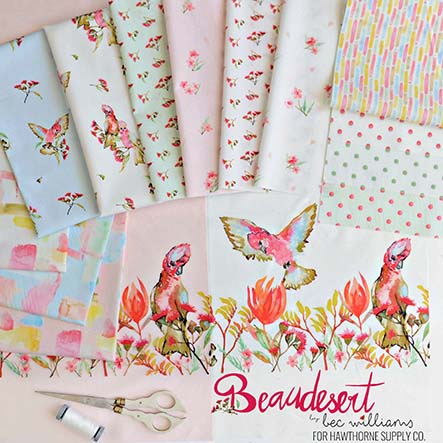Beaudesert - Bec Williams Fabric Collection