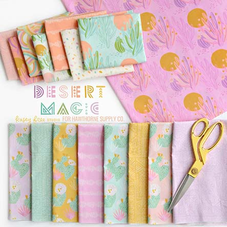 Desert Magic - Kasey Free Fabric Collection