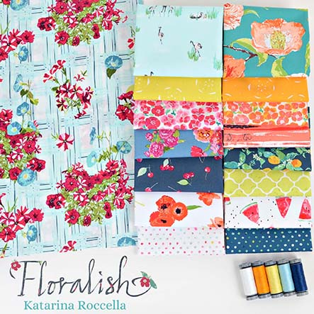 Katarina Roccella Fabric Collection