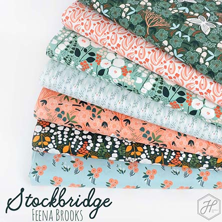 Stockbridge - Feena Brooks Fabric Collection