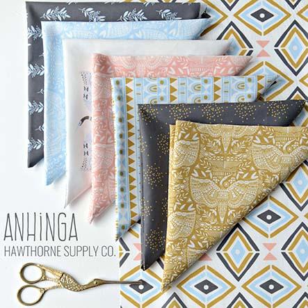 Hawthorne Supply Co - Anhinga Fabric Collection