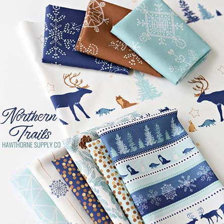 Hawthorne Supply Co. - Northern Trails Fabric Collection