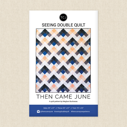 Seeing Double Sewing Pattern