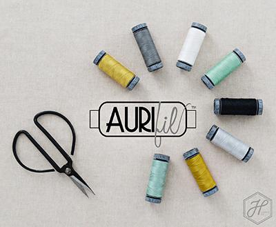 Aurifil Thread at Hawthorne Supply Co