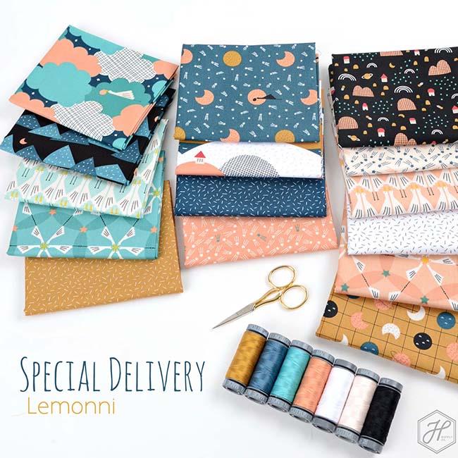 Special Delivery Fat Quarter Bundle