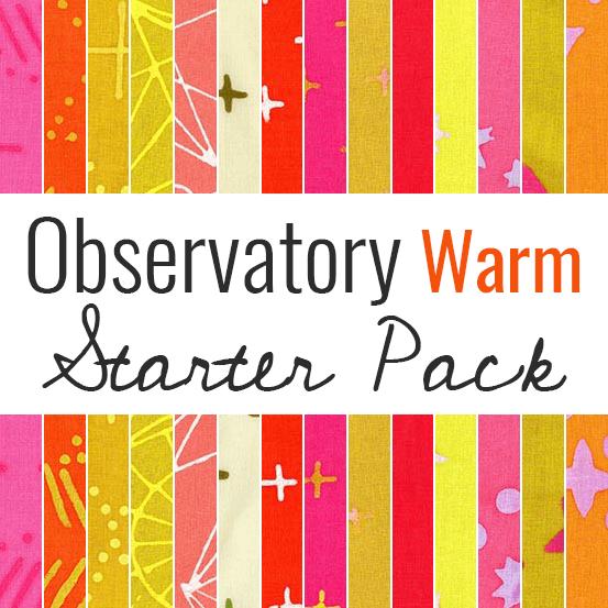 Observatory Warm Starter Pack